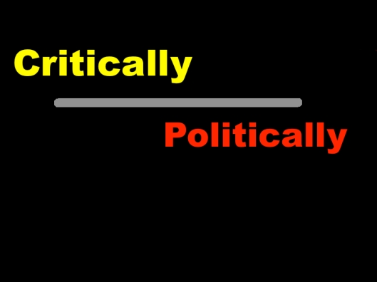 Critically Politically FB